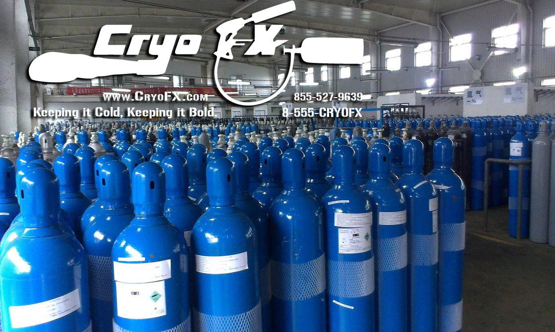 Co2 Tank Rental | CryoFX