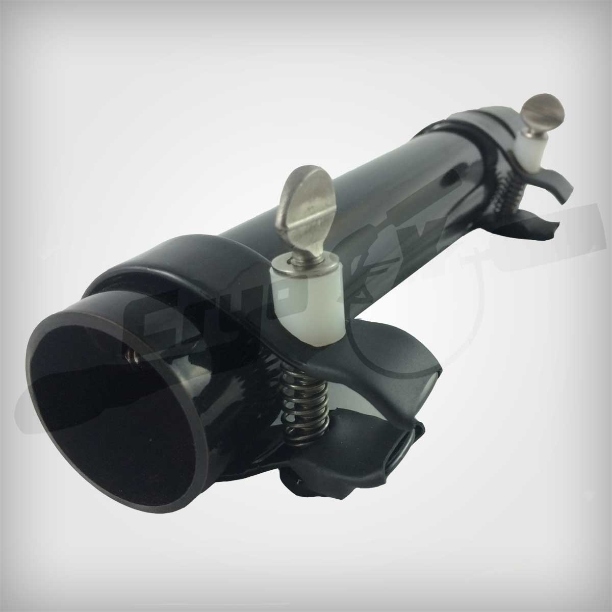 Custom CO2 Special Effects Equipment By CryoFX® - Custom Trumpet CO2 Barrel