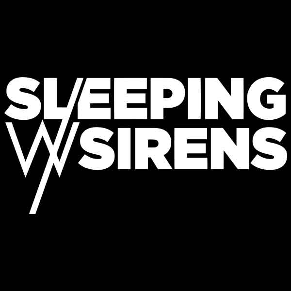 Sleeping with Sirens is a valued CryoFX® Customer