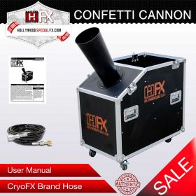 Hollywood Special FX® Giant Stadium Confetti Cannon