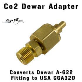 Co2 Dewar Adapter