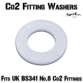 Co2 Fitting Washers (NON-USA)
