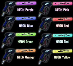 CryoFX® Special Effects Gun NEON Series For Rent