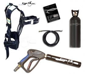 CryoFX® CO2 Special Effect Gun + CO2 Backpack + Tank For Rent