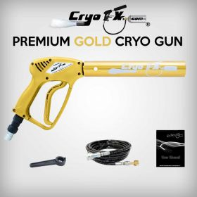 CryoFX® Gold CO2 Special Effects Gun