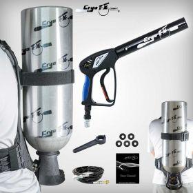 Cryo Gun + CO2 Backpack + Tank