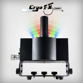 CryoFX® CO2 Special Effect Smoke LED Cannon Jet Switchable For Rent