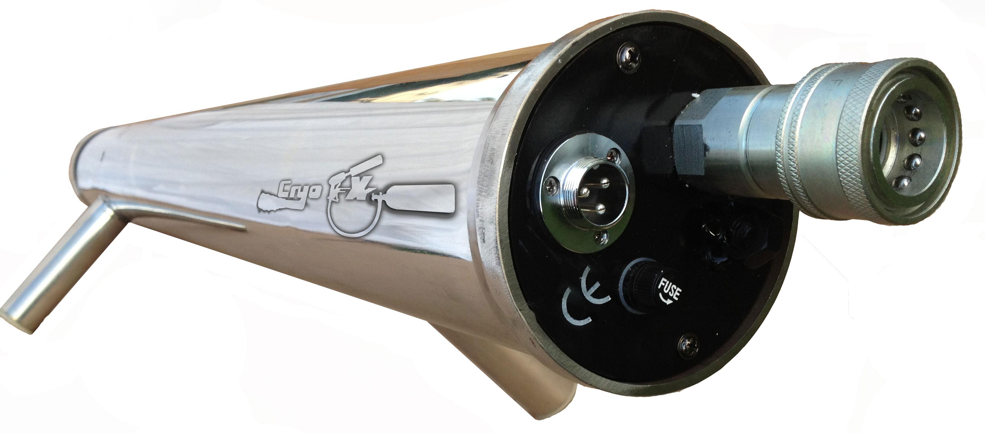 Co2 Jet DMX 512 Switchable